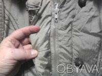 Пальтишко зимнее,очень теплое,на девочку 10-13 лет серо-горчичного цвета.Длинна-. Вышгород, Киевская область. фото 6