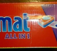 Таблетки для посудомоечных машин Somat ALL IN 1 - 84шт  German Quality = Немецк. Киев, Киевская область. фото 7