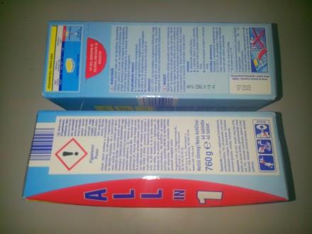 W5 Classic - европейские таблетки для посудомоечных машин  Количество: 60 шт  . Киев, Киевская область. фото 10
