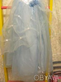 Нарядное платье розовое Цена 350 грн. Состояние хорошее. Покупали на выпуск в 4 . Киев, Киевская область. фото 13