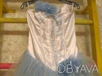 Нарядное платье розовое Цена 350 грн. Состояние хорошее. Покупали на выпуск в 4 . Киев, Киевская область. фото 12