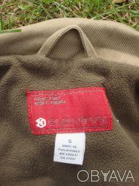 Удобная теплая практичная курточка с подкладкой на мальчика . Цвет защитный - св. Киев, Киевская область. фото 8