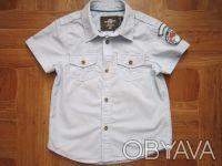 продам рубашечку на мальчика h&m, согласно этикетки на 2-3 года, в отличном сост. Суми, Сумська область. фото 2
