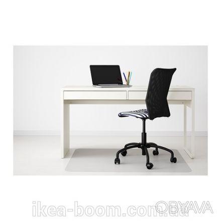 ᐈ Ikea микке письменный стол белый 142х75х50 ᐈ киев 2988 грн