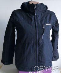 Куртка лыжная Nevica (Англия) для мальчика 7-8 лет - черная  Nevica - один из . Киев, Киевская область. фото 3