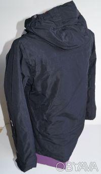 Куртка лыжная Nevica (Англия) для мальчика 7-8 лет - черная  Nevica - один из . Киев, Киевская область. фото 6