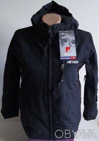 Куртка лыжная Nevica (Англия) для мальчика 7-8 лет - черная. Киев. фото 1