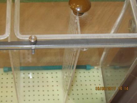 Продам -5 ти секционный,переносной аквариум из органического стекла, наружные ра. Одесса, Одесская область. фото 6
