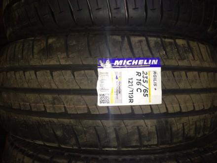 Нові літні MICHELIN 235/65 R16C [121/119] R AGILIS+ 235 65 16С. Львов. фото 1