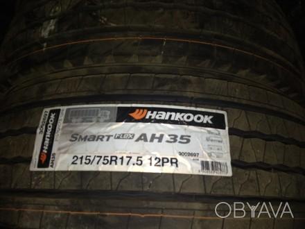 Нові Hankook 215/75 R17.5 AH35 [126/124] M Доставка по Україні будь-яким перевіз. Львов, Львовская область. фото 1