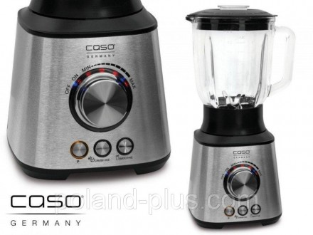 Блендер кухонный CASO MX1000  1000W. Львов. фото 1