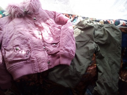 Куртка для девочки. Чернігів. фото 1