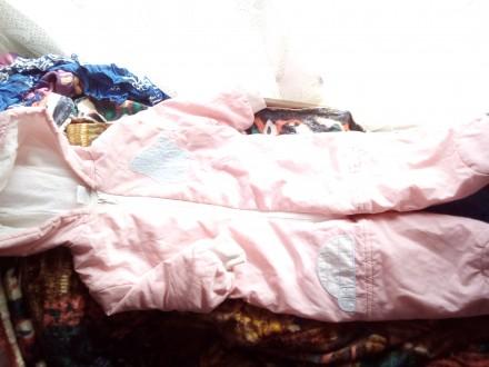 Розовий комбинезончик. Чернігів. фото 1