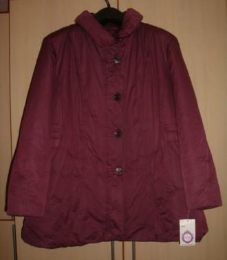 Куртка жен. CLASSIC by michele boyard Германия eurо 52 очень большой размер. Харьков. фото 1