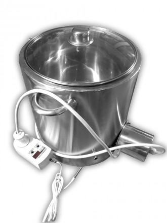 Сыроварня Бук 10 лВместительность:10 литровСтрана производитель:УкраинаМате. Киев, Киевская область. фото 3