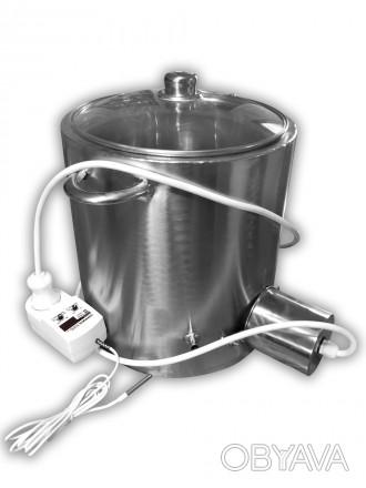 Сыроварня Бук 10 лВместительность:10 литровСтрана производитель:УкраинаМате. Киев, Киевская область. фото 1