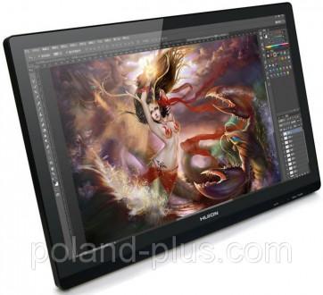 Графический планшет HUION GT220. Львов. фото 1