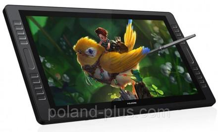 Графический планшет HUION GT221 PRO. Львов. фото 1