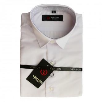 Рубашки с коротким рукавом на мальчика р. 116 - 164 Verton, Турция. Днепр. фото 1