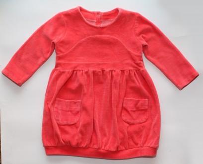 Платье микровельвет (для дома, садика). Винница. фото 1