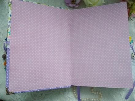 М'який блокнот ручної роботи. Добре підійде в якості особистого щоденника, діло. Сумы, Сумская область. фото 6
