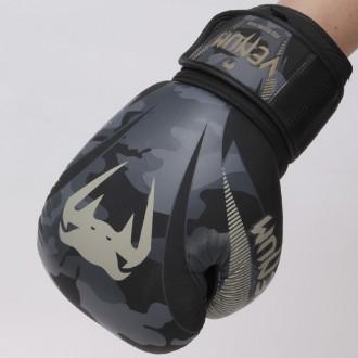 Перчатки боксерские: Тип крепления на липучках, Размер: 8, 10, 12, 14, 16 унци. Одесса, Одесская область. фото 4