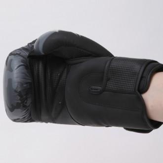 Перчатки боксерские: Тип крепления на липучках, Размер: 8, 10, 12, 14, 16 унци. Одесса, Одесская область. фото 7