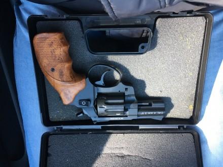 Продам револьвер под патрон Флобера. Бровари. фото 1