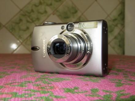 Цифровий фотоапарат Canon Digital IXUS 700. Борисполь. фото 1