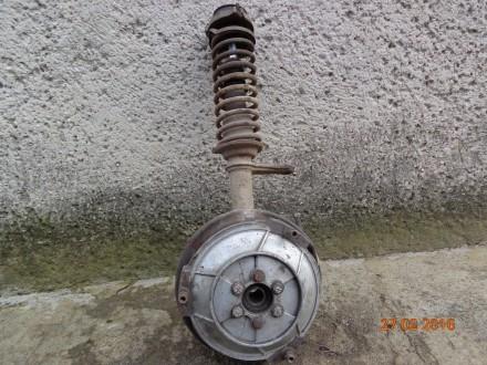 Передня стойка з омартизатором хечбек ЗАЗ 1102. Межгорье. фото 1
