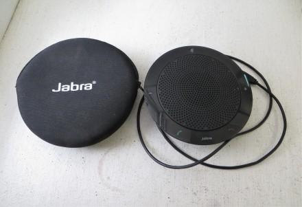 Портативный Спикерфон Jabra Speak 410 USB. Борисполь. фото 1