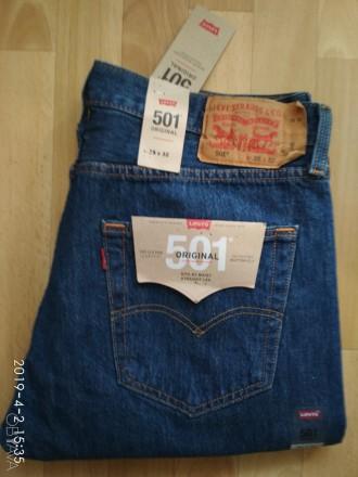 Продам джинсы Levis 501. Николаев. фото 1