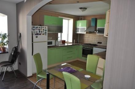 4-комнатная квартира, 114 кв.м. Винница. фото 1