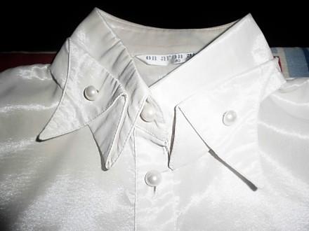 Блузка нарядная фирма On aron. Київ. фото 1