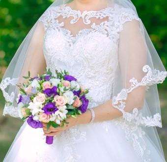 Продам свадебное платье. Харьков. фото 1