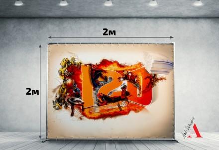 Изготавливаем под заказ конструкции под натяжку баннера для интерьерной рекламы,. Днепр, Днепропетровская область. фото 7