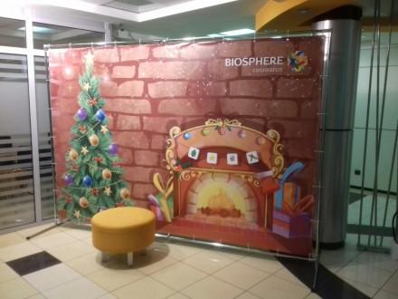 Изготавливаем под заказ конструкции под натяжку баннера для интерьерной рекламы,. Днепр, Днепропетровская область. фото 3
