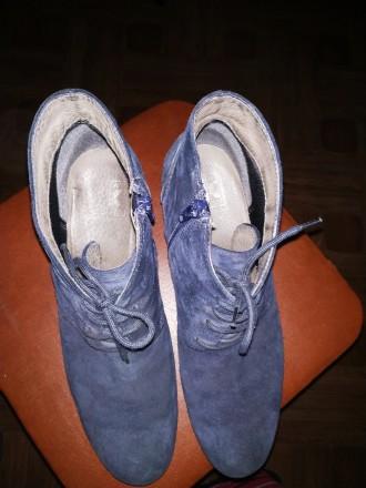 Ботинки 41р. Першотравенск. фото 1