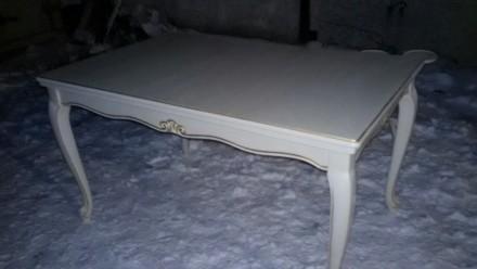 Комплект стол и стулья (6шт). Днепр. фото 1