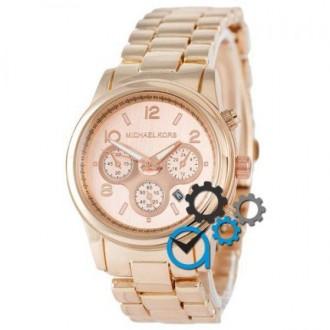 Женские наручные часы (копия) Michael Kors MK-10278 Pink Gold. Днепр. фото 1