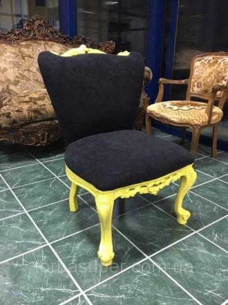 Итальянское кресло бароко. . Днепр. фото 1