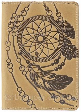 Обложка на паспорт SHVIGEL 15303 Желтая, Желтый. Днепр. фото 1