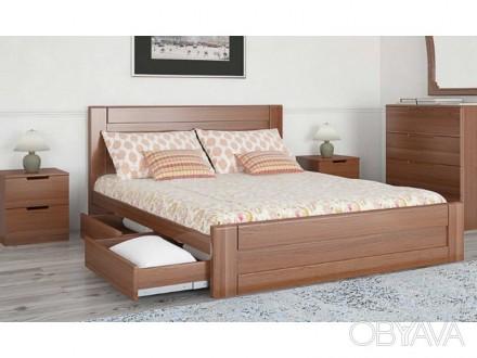 Кровать двухспальная. Чернигов. фото 1