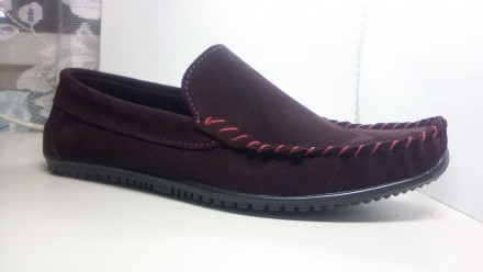 Собственное производство, обуви . Есть наработанные модели. Мокасины в любом жел. Бровары, Киевская область. фото 2