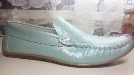 Собственное производство, обуви . Есть наработанные модели. Мокасины в любом жел. Бровары, Киевская область. фото 3