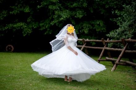 Продаю свадебное платье. Голая Пристань. фото 1