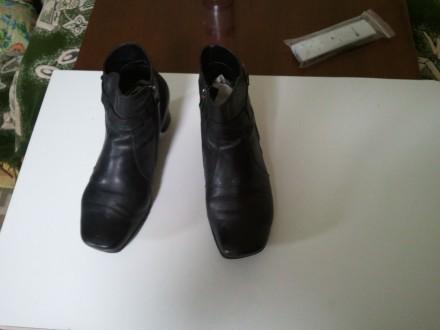 Продам ботинки женские. Кривой Рог. фото 1