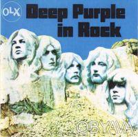 Фирменный компакт диск. Deep Purple – Deep Purple In Rock.. Кривой Рог. фото 1
