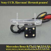 Камера заднего вида для Mercedes,R,CLS,W203,W211,W209,A160,W219. Киев. фото 1