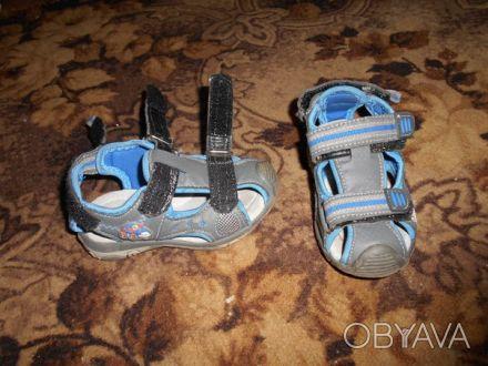 Практически новые босоножки.носили меньше месяца (т.к. пришлось купить ортопедич. Кривий Ріг, Дніпропетровська область. фото 1